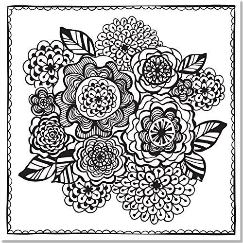 Joyful Designs Adult Coloring Book