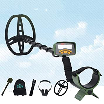 Detectores De Metales,Distinguir El Tipo De Metal Al Aire Libre Cazadores De Tesoros: Amazon.es: Bricolaje y herramientas