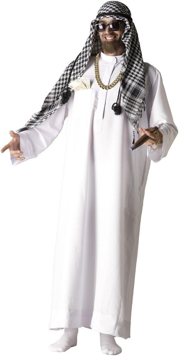 chiber Disfraces Disfraz Principe Arabe: Amazon.es: Juguetes y juegos