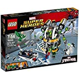 LEGO 76059 Marvel Super Heroes Spider-Man, Doc Ock's Tentacle Trap