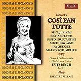 Cosi Fan Tutte: Glyndebourne 1951