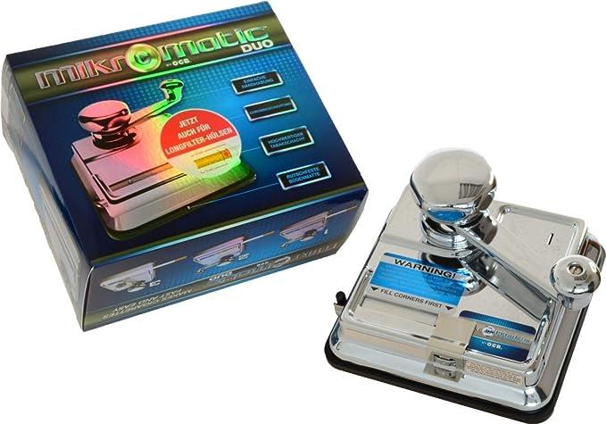 OCB 3013 Mikromatic Duo - Máquina de llenado de cigarrillos