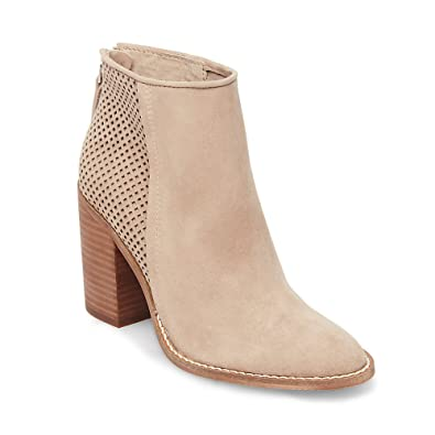 Steve Madden Women's Replay Taupe Bootie Casual ...