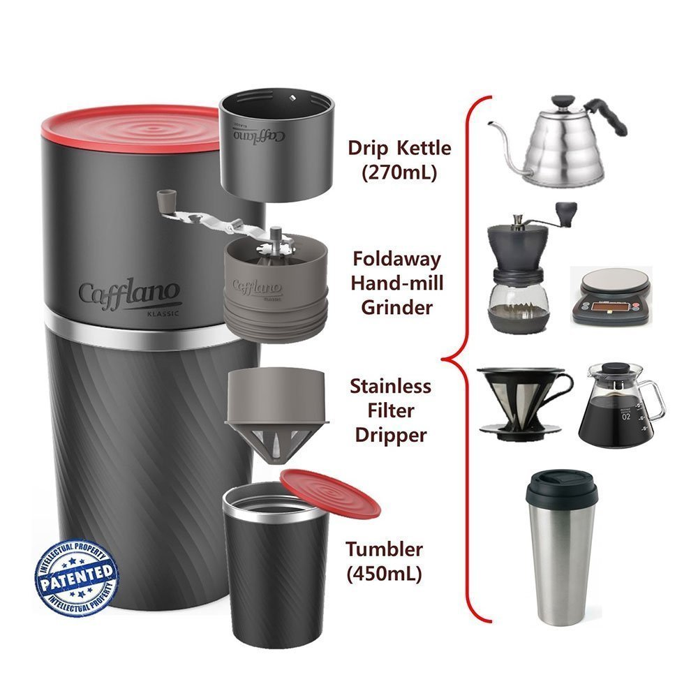 Cafflano Klassic Portable Coffee Maker  Amazon