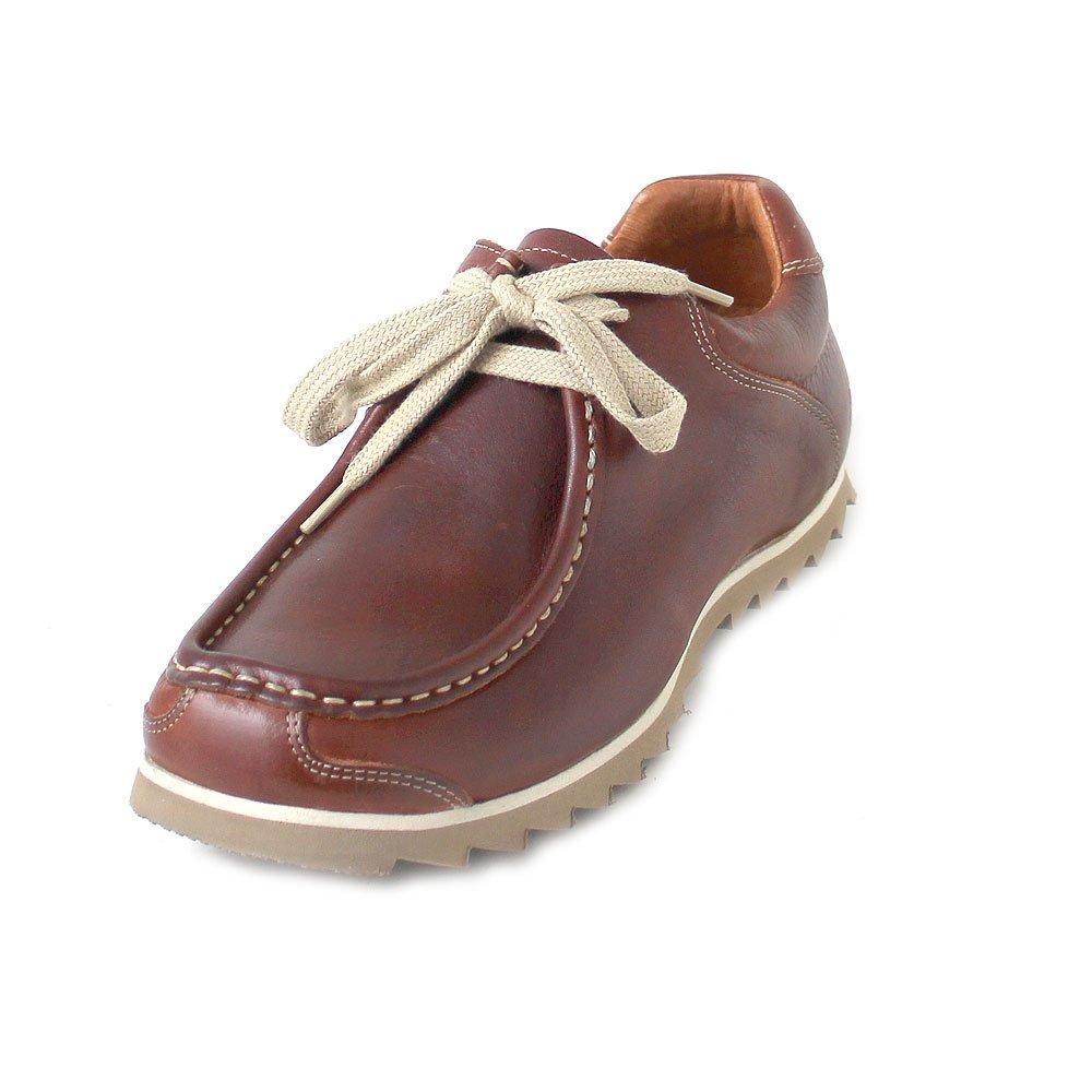 Snipe Zapatos con Cordones de Piel Mujer 37 EU|marrón (Cuero)