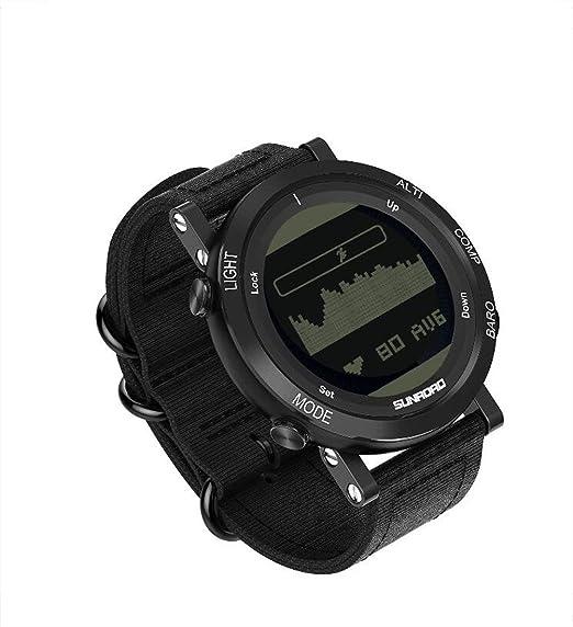 Reloj Deportivo teléfono móvil Bluetooth Deportes Reloj Impermeable Shenzhen Smart Wear Monitorización del Ritmo cardíaco Reloj