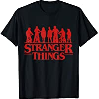 CSYOJAE Stranger Things 3 Kids & Bikes T-Shirt