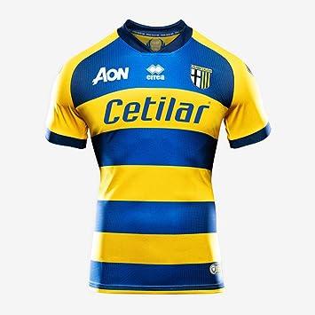 Parma Fútbol 1913 par03, Camiseta de licitación Away, Manga ...
