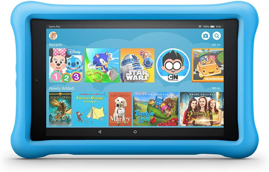 Fire HD 8 -best Kids Tablet 2021