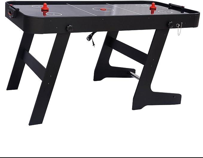 HLC® Mesa de Air Hockey Plegable: Amazon.es: Juguetes y juegos
