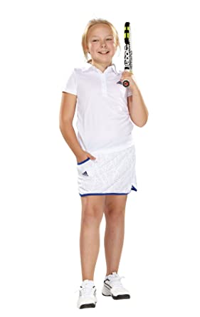 adidas - Camiseta de pádel para niña, tamaño 116 UK, Color ...