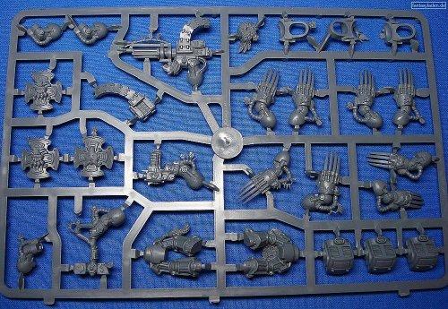 Games Workshop Wolf Guard Space Marine Terminator Squad Warhammer 40k by Games Workshop (Image #4)