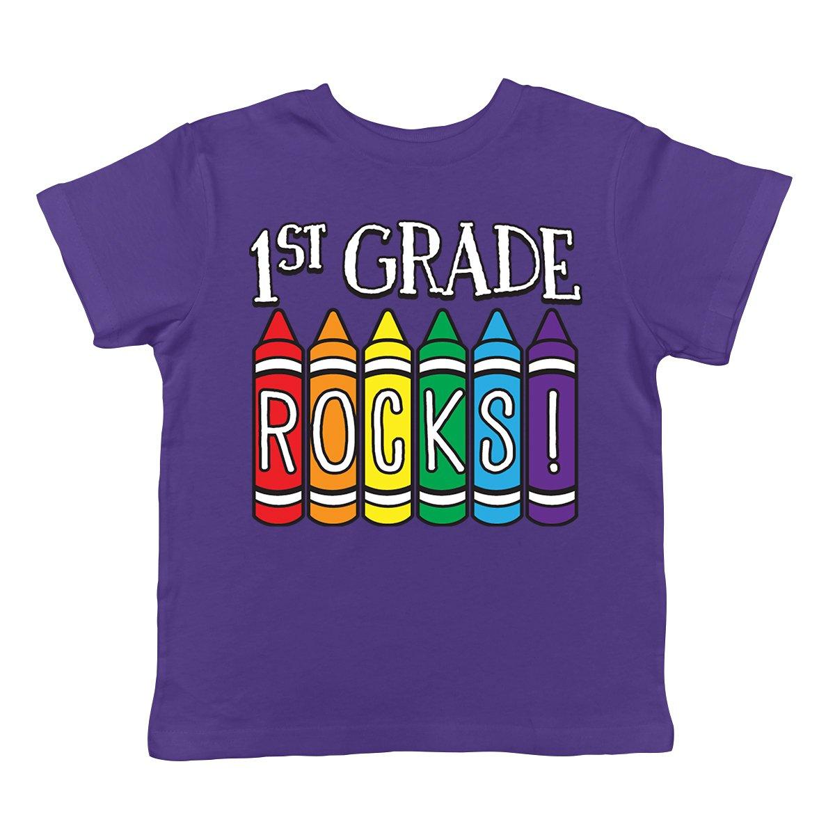 1st Grade Rocks SpiritForged Apparel Infant T-Shirt