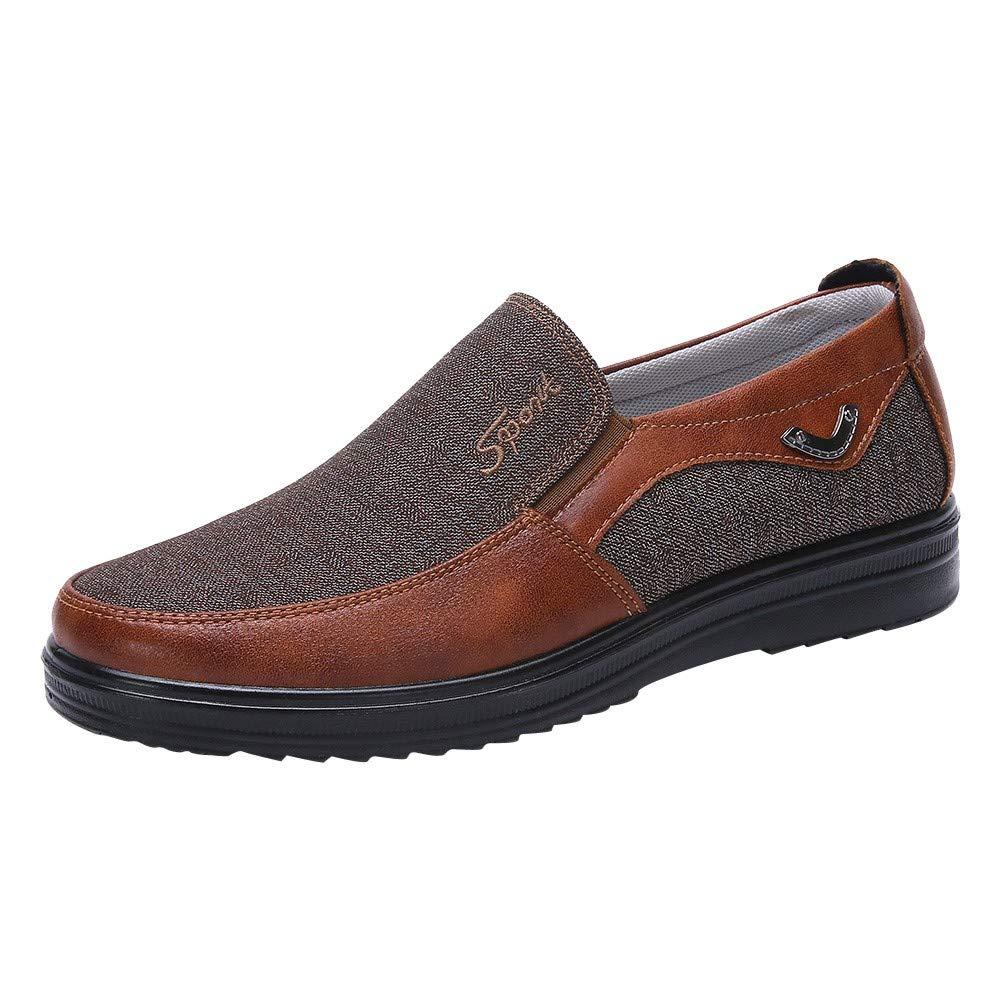Chaussures Hiver Homme Mode Shoes Bas d'automne d'affaires VonVonCo2018080005