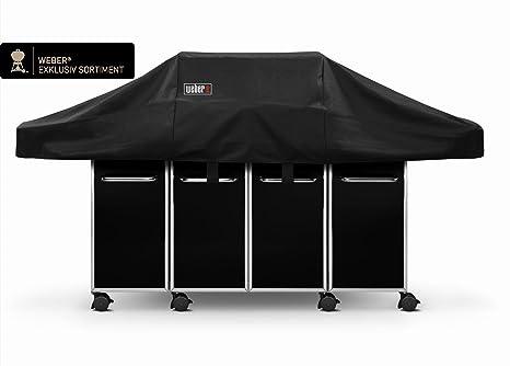 Outdoor Küche Weber : Weber abdeckhaube premium für genesis 300 serie inklusive modulen