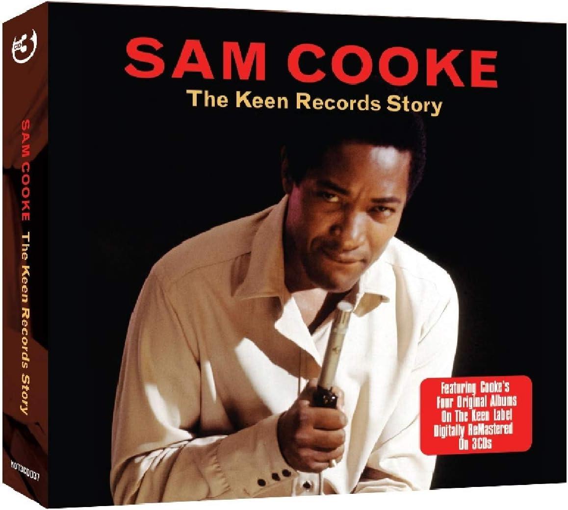 Amazon | Keen Records Story | Cooke, Sam | ゴスペル | 音楽