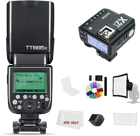 Godox Flash Tt685 S Tt685s 2 4 Ghz Hss 1 Kamera
