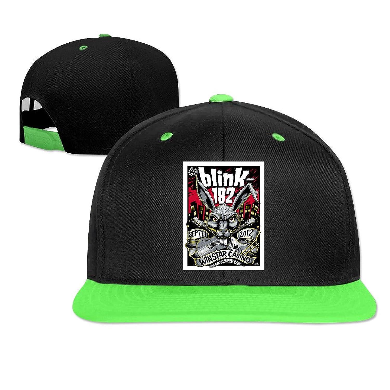 BBY great Blink 182 poster 2016 Opeeda Adjustable Hip Hop Hats Caps For Men/Women