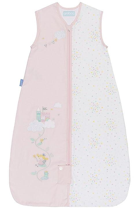 Grobag Fairy Kingdom - Saco de dormir para bebé (6-18 meses ...