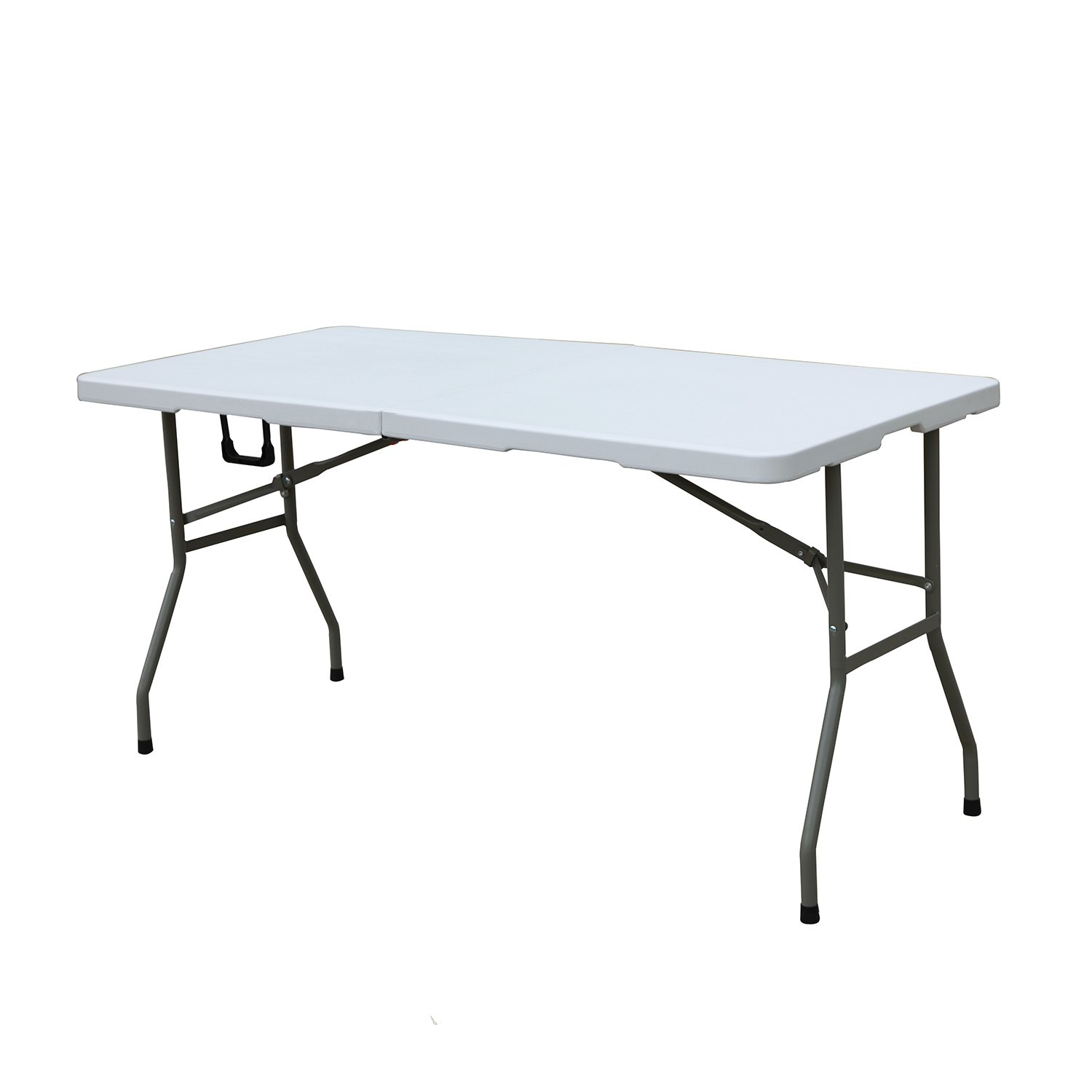 Dland 60 Quot Camping Folding Table Portable Desk Outdoor