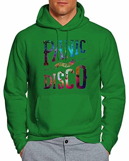 Amazoncom Panic At The Disco Hoodie Unisex Adults Wf Clothing