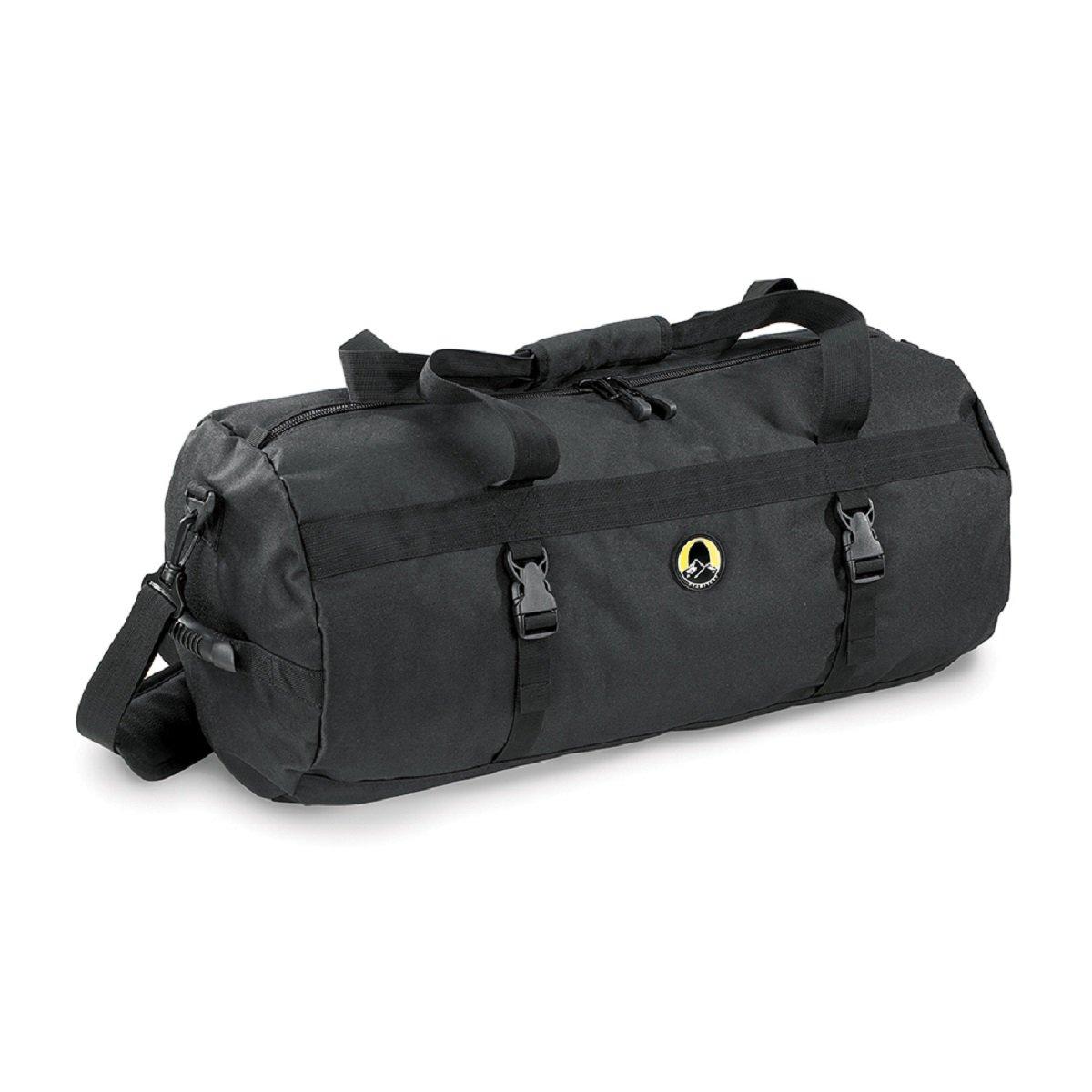 トラベラーロールバッグ – 14 in x 30で – ブラック,ケースof 12   B00W4ZQRJM