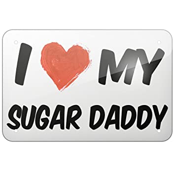 I love my sugar daddy