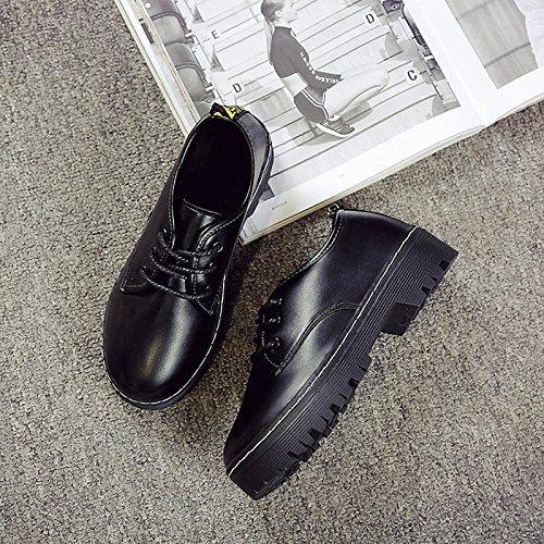 negro Primavera sandalias Bowknot PU Confort cuña y tacón Abierto White Zapatos de vestidos Zapato blanco TpwBqw