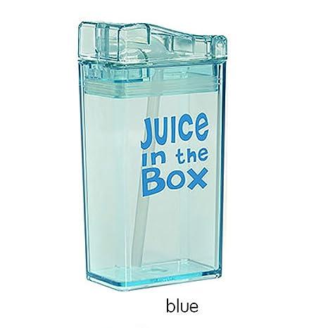 Amazon.com: Jugo de bebida en la caja contenedor de caja de ...