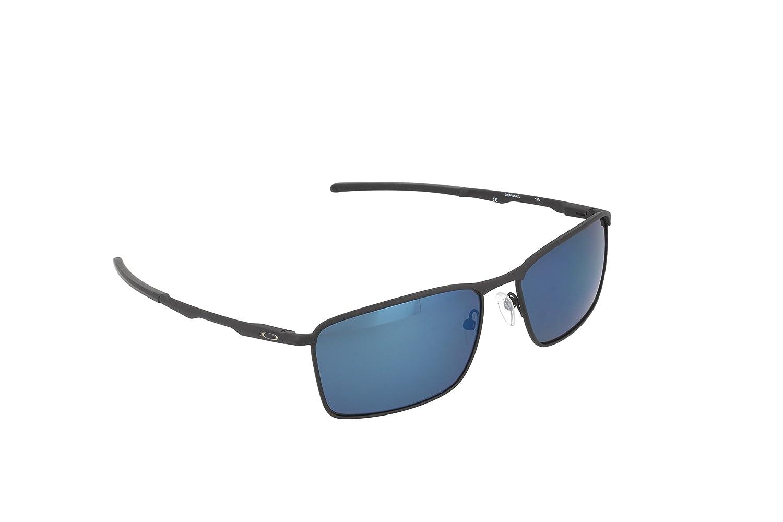 Oakley 0OO4106 Gafas de Sol, Matte Black, 58 para Hombre ...
