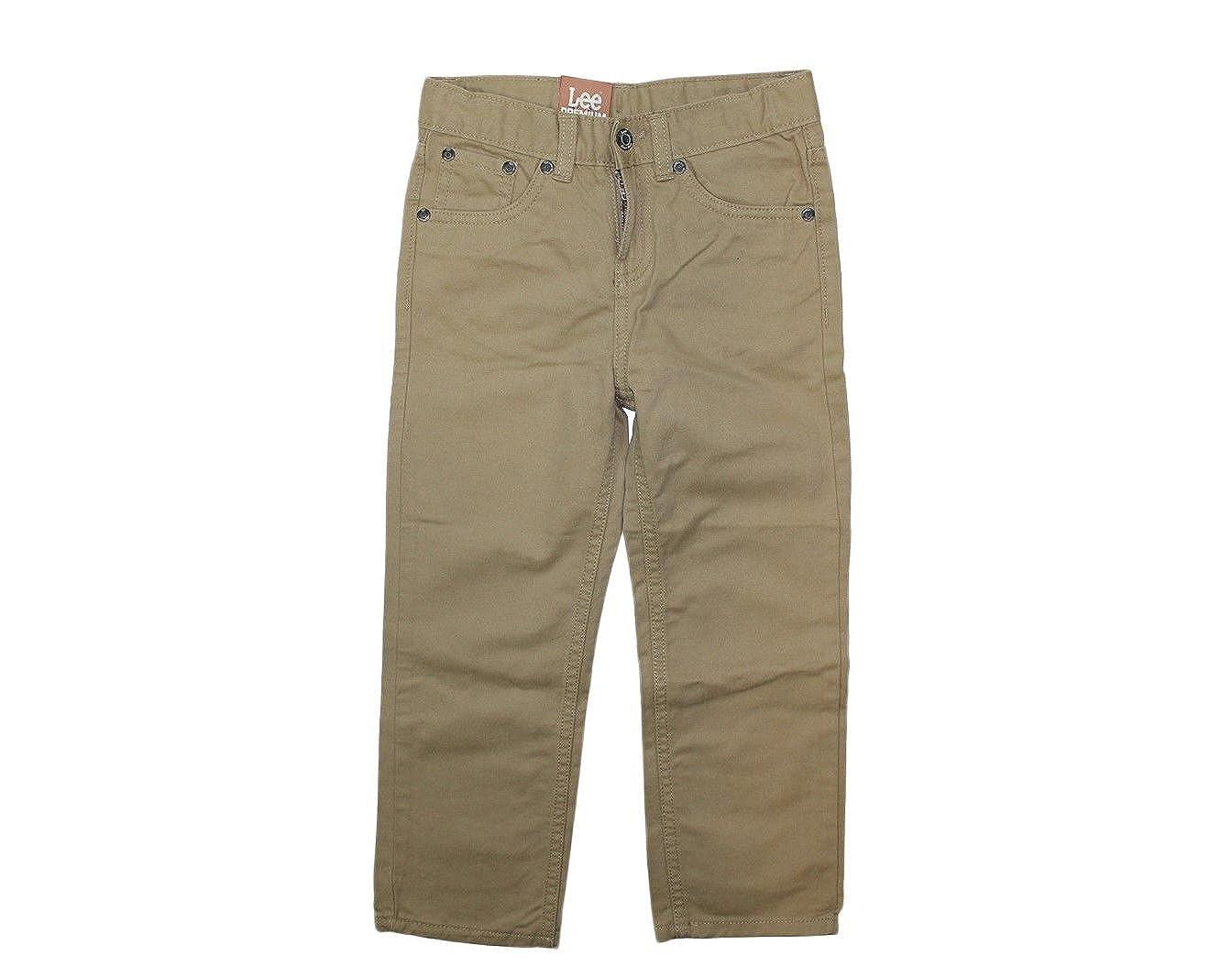 Lee Boys Premium Select Regular Fit Straight Leg Jeans