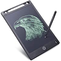 "Fiddlys LCD Writing Tablet,Electronic Writing & Drawing Board Doodle Board,8.5"" Handwriting Paper Drawing Tablet Gift for Kids and Adults at Home,School and Office(Assorted Color)"