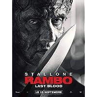 Rambo : Last Blood boîtier SteelBook]