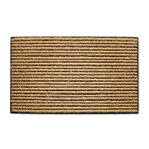 FirstConcept Inc. Coir Loop Entry Mat - 24' x 36'