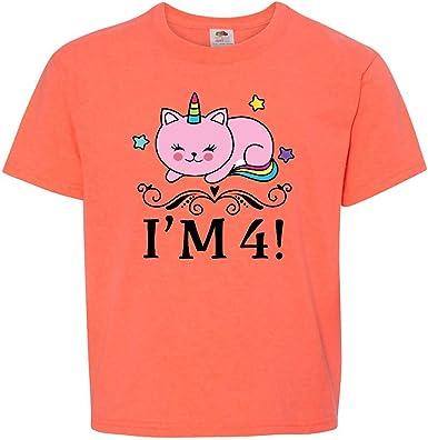 inktastic Unicorn Kitty 2nd Birthday Toddler T-Shirt