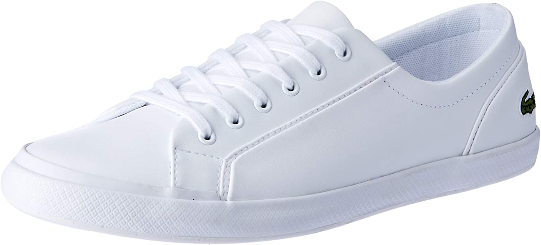 Lacoste Lancelle Bl 1 SPW Wht, Zapatillas para Mujer