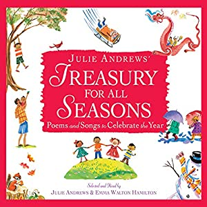 Julie Andrews' Treasury for All Seasons Audiobook