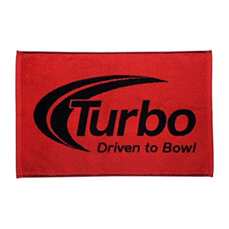 Turbo Grips Bowling Towel- Driven to Bowl