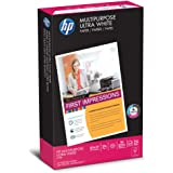HP Printer Paper, Multipurpose20, 8.5 x 14, Legal, 20lb, 96 Bright, 500 Sheets / 1 Ream (001420R) Made In The USA