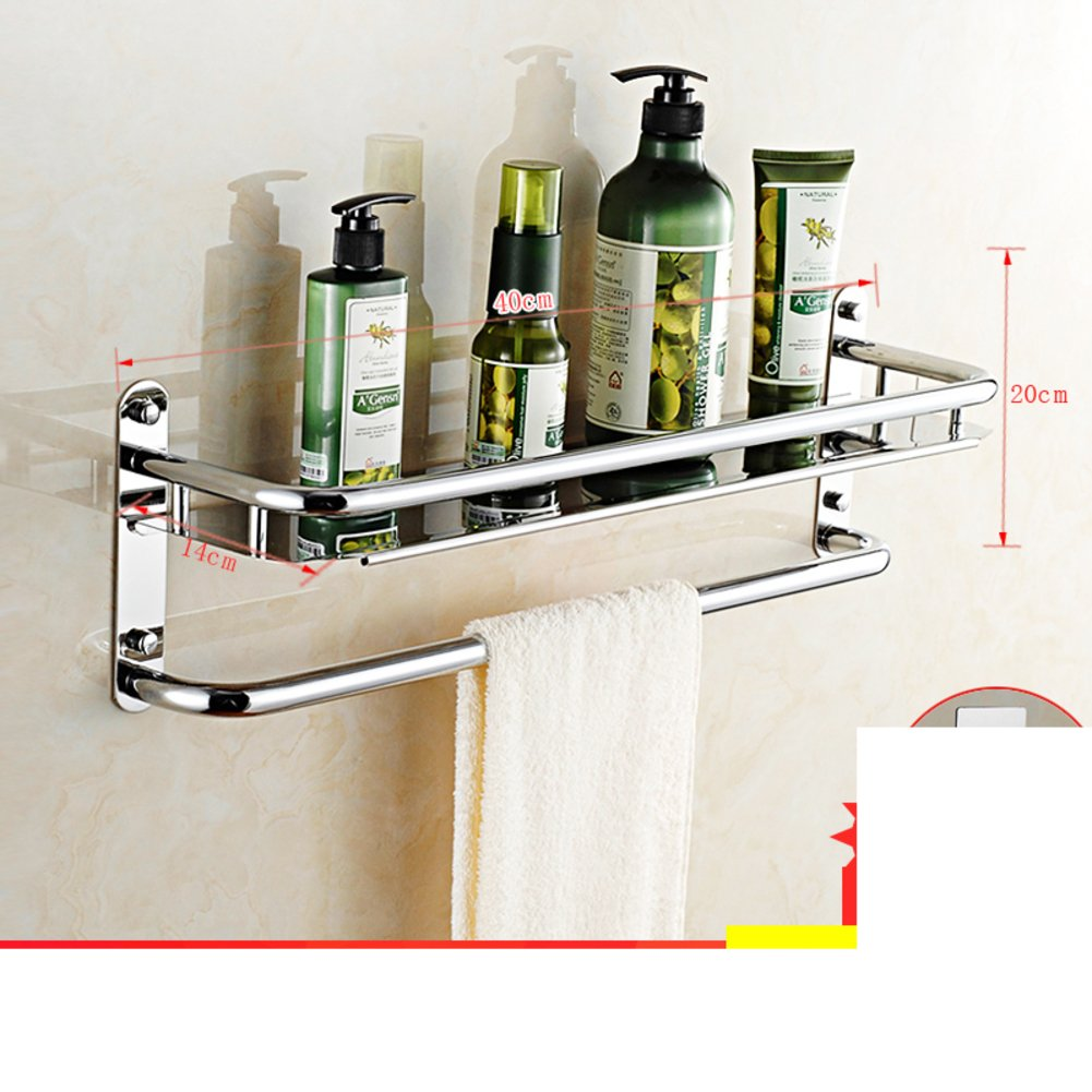 delicate Stainless steel bathroom shelf /Toilets toilets toilets sanitary towel rack-D