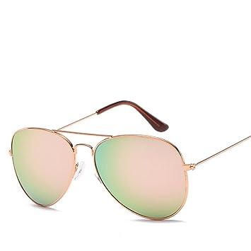 HCIUUI Gafas de sol reflexivas clásicas gafas de sol al por mayor Gafas de sol reflectantes