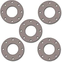 1//16 Thick Pack of 10 Sterling Seal CFF7106.300.062.150X10 7106 60 Durometer Full Face Gasket Neoprene Rubber Pressure Class 150# 3 Pipe Size 3.5 ID