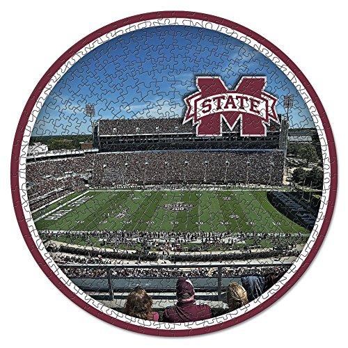 NCAA Mississippi State Bulldogs Stadium Puzzle 500-Piece