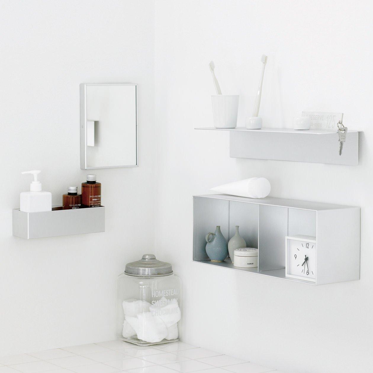 Amazon.com: Muji White Porcelain Tooth Brush Stand - White: Health ...