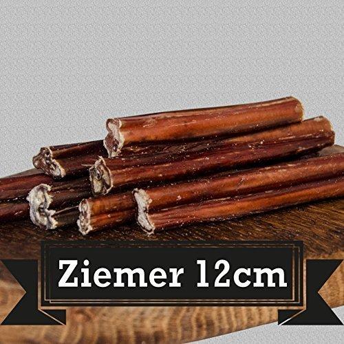 Ochsenziemer 12cm - 500g (ca.18Stk.) - von George and Bobs