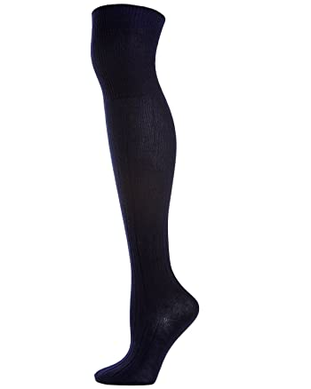Girls Grey Knee High Socks | Extra Long Knee High Socks