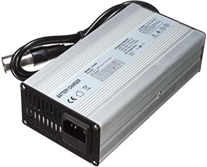 54.6V 4A Output Voltage 48V Lithium Battery Charger For Electric Vehicle  NEW