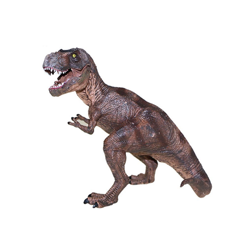 YUIOP Tyrannosaurus Rex Kids Toy Miniature Baby Dino PVC Toy Realistic Hand Painted Figurine Model for children Education or Adult toys