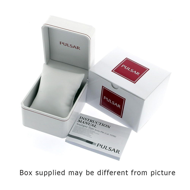 Amazon Pulsar Active Mens Watches Pm3041x1 Pulsar Watches