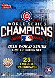 #2: Chicago Cubs 2016 Topps Baseball World Series Champions Box Set